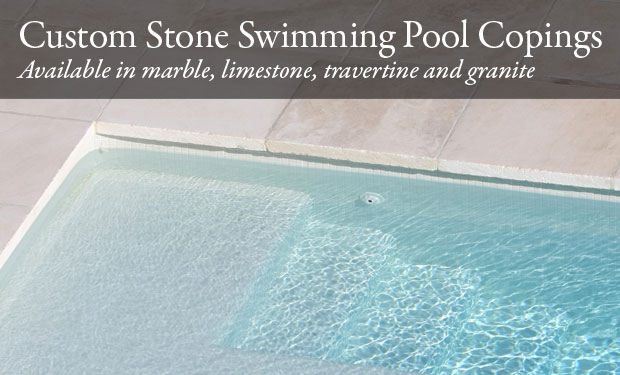 Picture of Limestone pool copings
