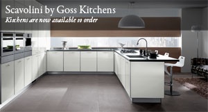 Scavolini by Goss Kitchens
